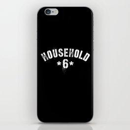 Household 6 - Slang - Military Home Command - iPhone Skin