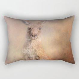 Meet The Neighbour Rectangular Pillow