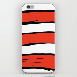 The Dr. is in the house iPhone Skin