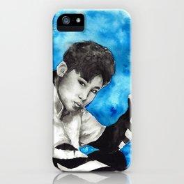 Kim Seok Jin iPhone Case
