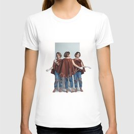 Orphic / The three Graces T-shirt