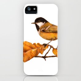 On The Oakleaf iPhone Case