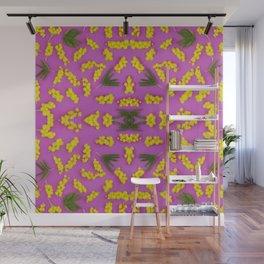 Yellow+Magenta+Yellow+Magenta+Yellow Wall Mural