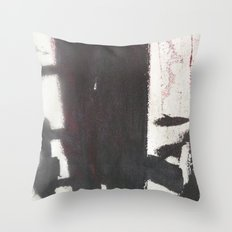 West 4th Street Throw Pillow