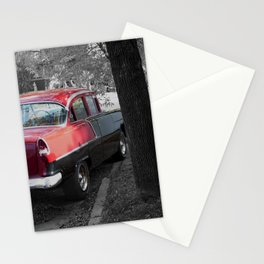 Bad Parking Stationery Cards