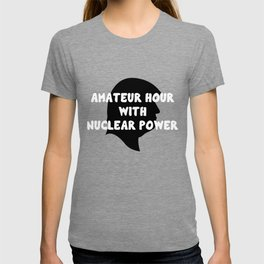 AM-A-T-EUUU-R! T-shirt