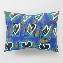 Flying Hearts ~ Pure Love Pillow Sham