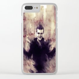 Jerome Valeska - Gotham Clear iPhone Case