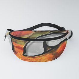 Love is at the Center Fanny Pack