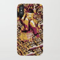 body iPhone & iPod Cases featuring Body by Andrej Balaz