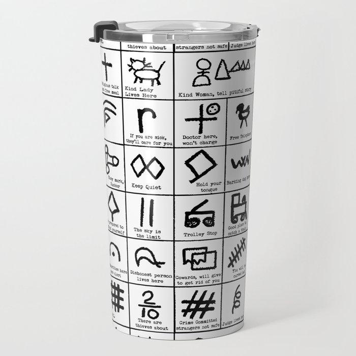 Hobo Code Travel Mug