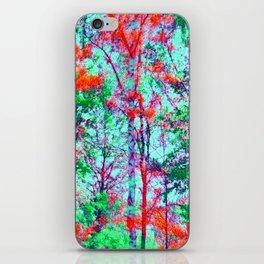 Birches iPhone Skin