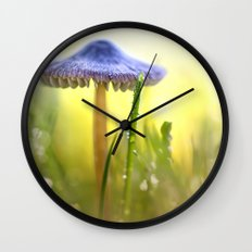 Magic Mushroom... Wall Clock
