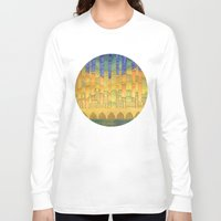israel Long Sleeve T-shirts featuring Israel by Eugene Frost