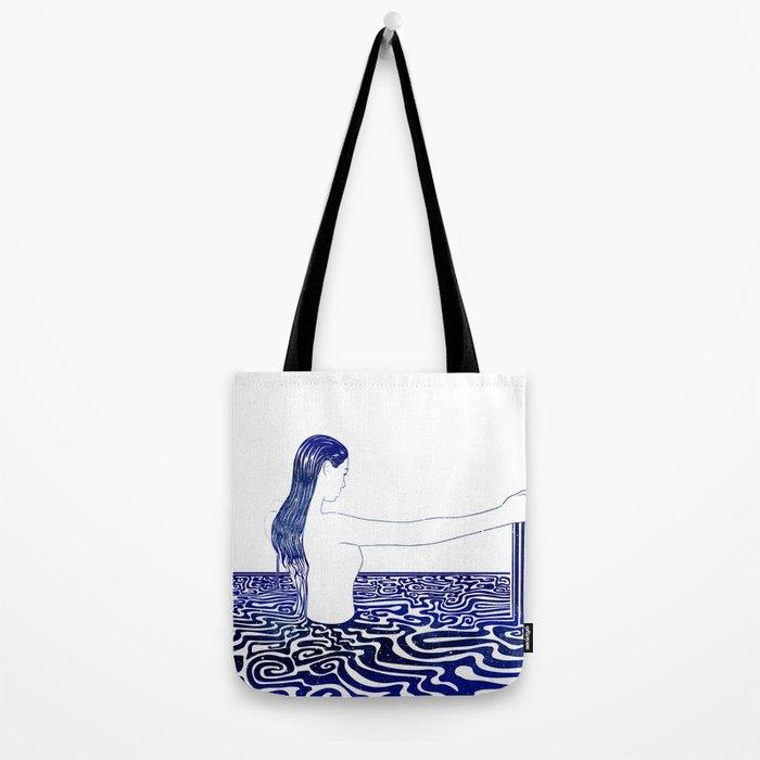 Water Nymph XXVI Tote Bag