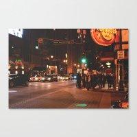 atlanta Canvas Prints featuring Atlanta. by Sundaze Shoots