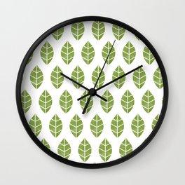 Matcha Wall Clock