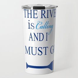 The River Travel Mug