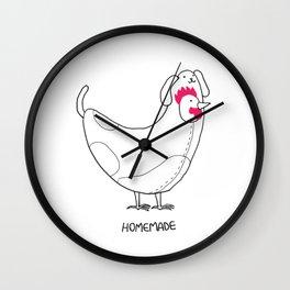 Homemade  Wall Clock