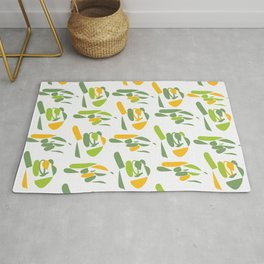 sign language (hi) Rug