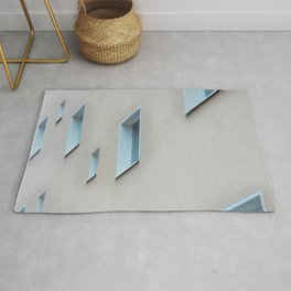 line of sight Rug