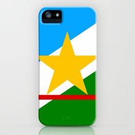 flag of Roraima iPhone Case