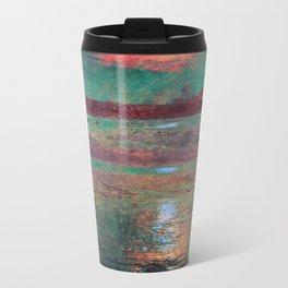 COLORED MORNING SUN Travel Mug