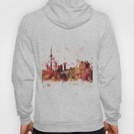 Toronto Canada Skyline Hoody