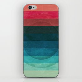 Colors Feels Like We Only Go Backwards - V04 iPhone Skin