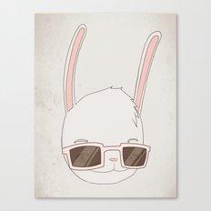 빠숑토끼 fashiong tokki Canvas Print