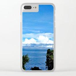Lake Titicaca Clear iPhone Case