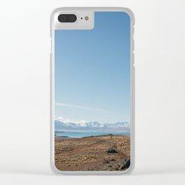 Lake Tekapo III Clear iPhone Case