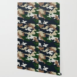 dusk camo Wallpaper