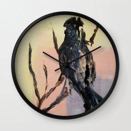 The Sentinel Wall Clock