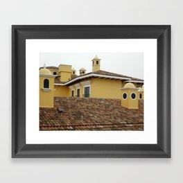 San Jose, Costa Rica Framed Art Print