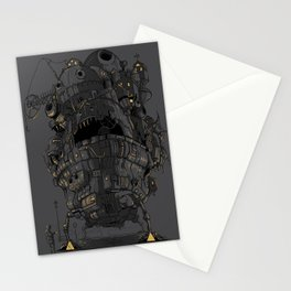Clamped Stationery Cards