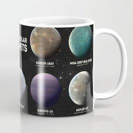 Exoplanets Coffee Mug