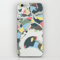 san diego iPhone & iPod Skins featuring San Diego by Studio Tesouro