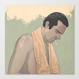 Pachis II Canvas Print