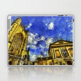 City Of Bath Vincent Van Gogh Laptop & iPad Skin