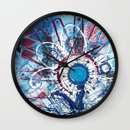 Pretty Girl Wall Clock
