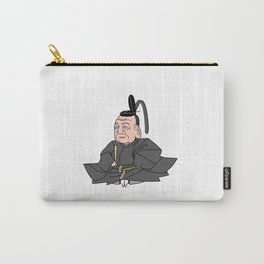 Ieyasu_japanese historical hero  Carry-All Pouch