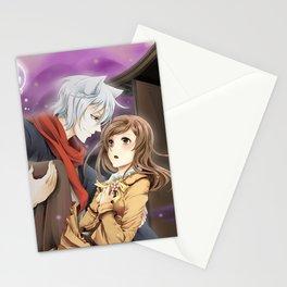 Kamisama Kiss: Secret of the Night Fog Stationery Cards