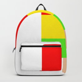 Popsicle colorful design Backpack
