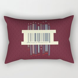 Pencils Rectangular Pillow