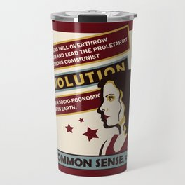 Common Sense Travel Mug