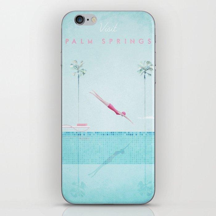 Palm Springs iPhone Skin