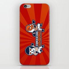 Los Luchadores iPhone & iPod Skin