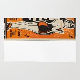 Vintage poster - Teen Age Rug