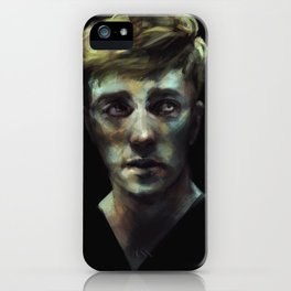 the dark things you all try to hide iPhone Case